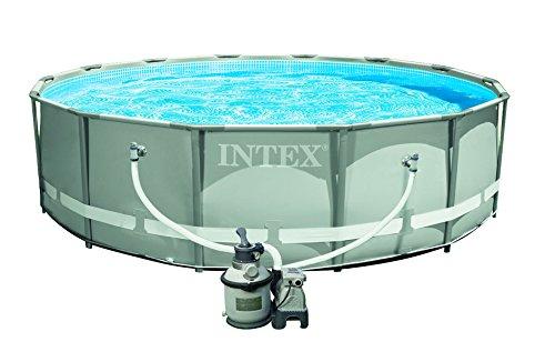 Kit de Piscine Intex IN28312 - 4,27 x 1,22 m + Filtre à Sable