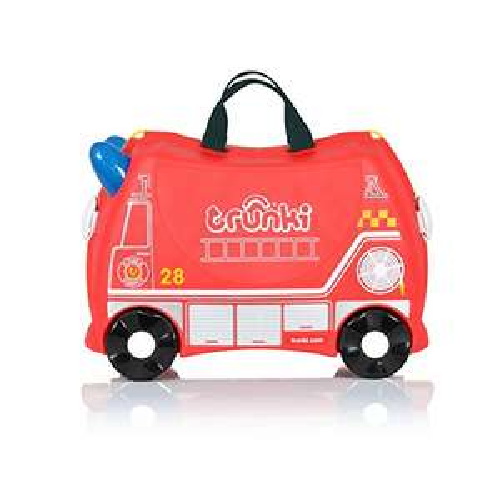 Valise Cabine Trunki pour Enfant - Rouge