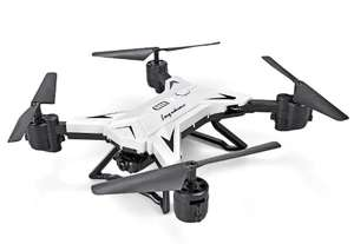 Drone quadricoptère 601S  avec Caméra 1080p Wi-Fi FPV - Noir