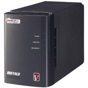 NAS Buffalo 4 To CS-WV4 CloudStation Pro Duo