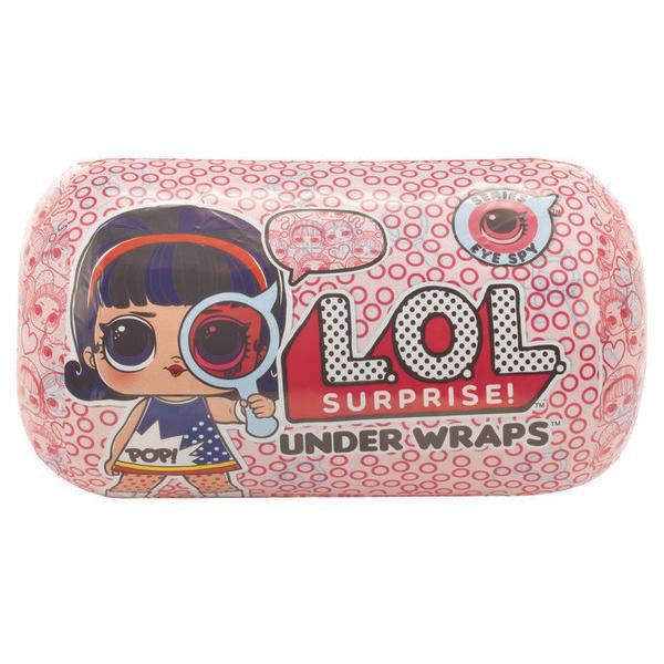 Poupée LOL Surprise Underwrap 2 (via 13.93€ sur la carte fidélité)