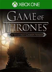 [Membres Gold] Jeu Game of Thrones - Episode 1: Iron from Ice gratuit sur Xbox One