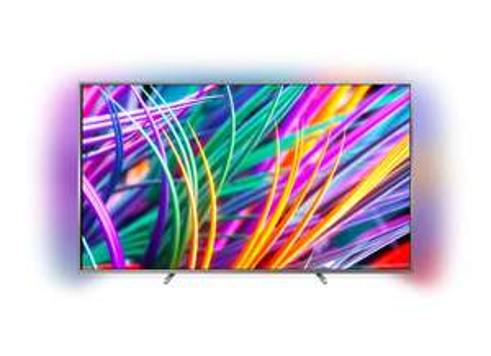 """TV Philips 75"""" 75PUS8303 - 4K UHD, 100 Hz NanoLED, Ambilight 3 côtés, P5 (Frontaliers Allemagne)"""