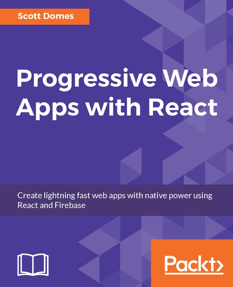 eBook Progressive Web Apps with React Gratuit (Anglais - Dématérialisé)