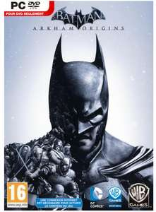 Séléction de jeux sur PC en version boite à 4,99€ - Ex : Batman Arkham Origins