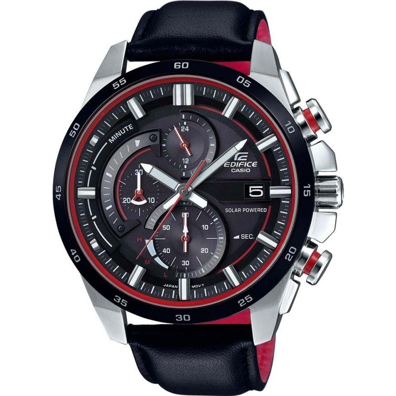 Montre Casio Edifice EQD-600BL-1AUEF - Noir, 49mm (watches2u.com)