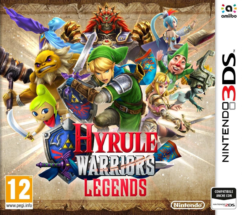 Hyrule Warriors Legends sur 3DS