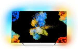 "TV 55"" Philips 55POS9002 - 4K UHD, OLED, Ambilight"