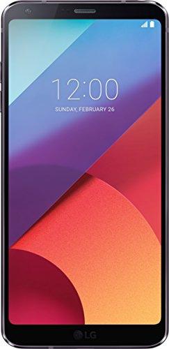 """Smartphone 5.7"""" LG G6 - QHD+, SnapDragon 821, 4 Go de RAM, 32 Go, Noir (vendeur tiers)"""