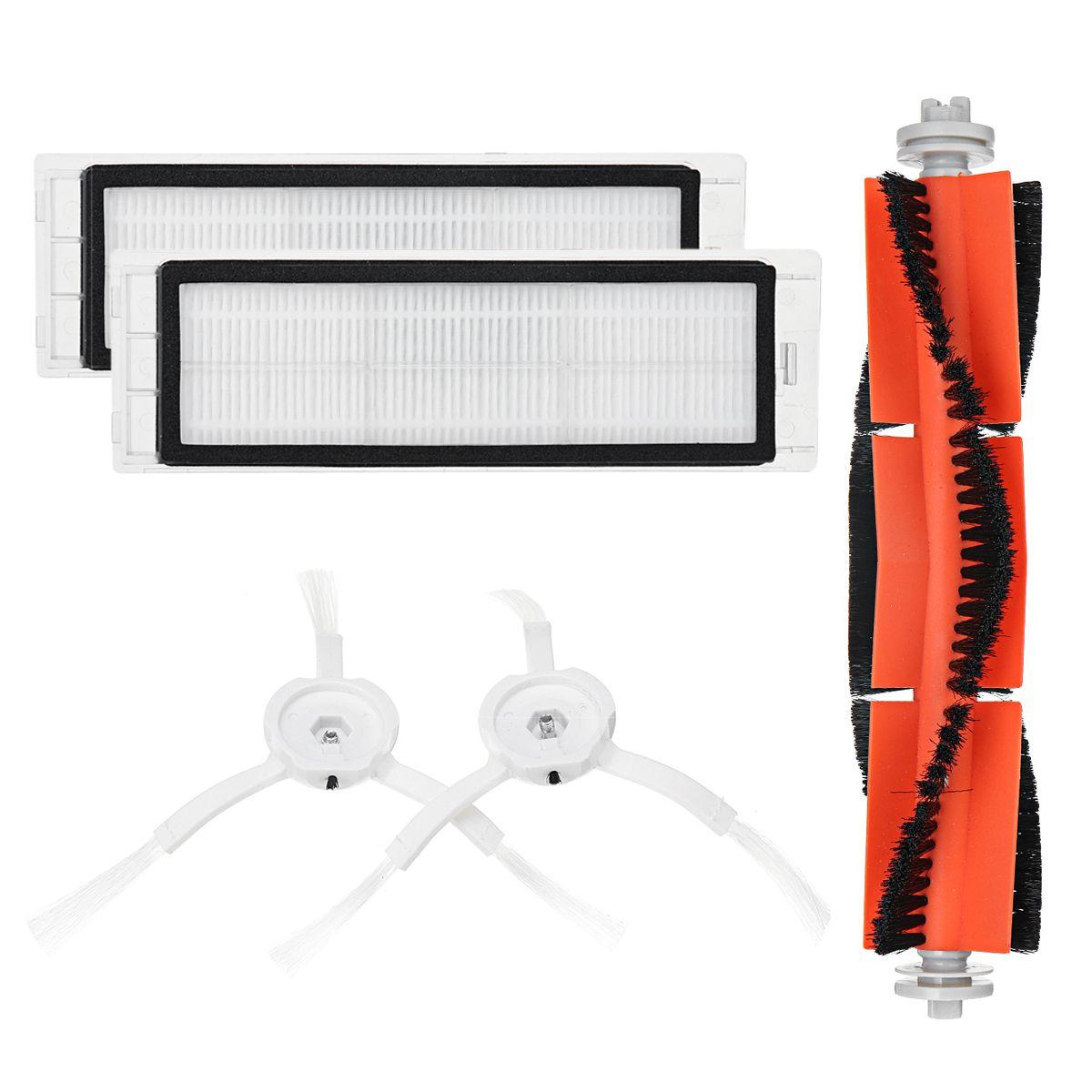 Pièces détachées pour aspirateur robot Xiaomi (brosse principale + filtre + brosse latérale)