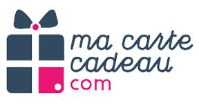 Bon d'achat de 55€ à valoir sur le site Ma Carte Cadeau pour 50€ ou bon d'achat de 110€ pour 100€