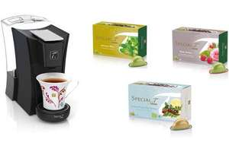 Machine à Thé Spécial-T mini-T Delonghi + 30 capsules au choix (via shopmium) - Paris Montparnasse (75)