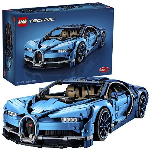 Jeu de construction Lego Technic Bugatti Chiron (42083)