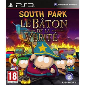 Jeu South Park - Le bâton de vérité sur PS3