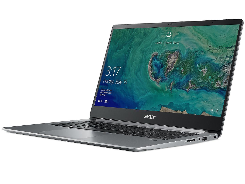 "PC Portable 14"" Acer Swift 1 SF114-32 - FullHD, IPS, N5000, 4Go , 256Go SSD"