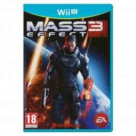Mass Effect 3 sur Wii U