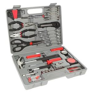 Mallette à outils 160 pièces - Acier Carbone - Livraison express TNT offerte