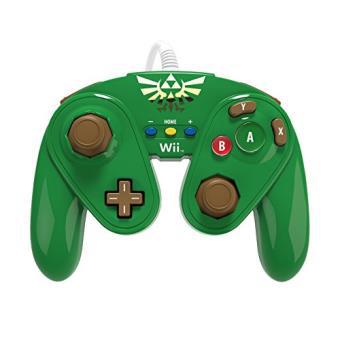 [Offre adhérent] Manette Nintendo Fire Pad Link pour Wii U