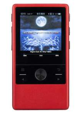 Baladeur audiophile Hi-Res Cayin N3 - Rouge ou Bleu