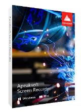 Logiciel Apeaksoft Screen Recorder 1.1.6 Gratuit (Dématérialisé)