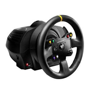 Volant + Pédalier Thrustmaster TX RW Leather édition compatible Xbox One