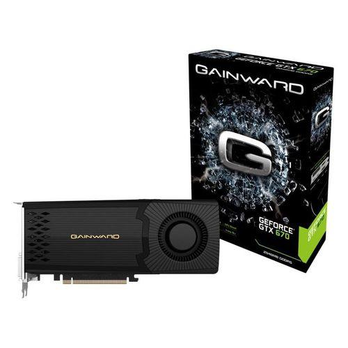Carte graphique Gainward Geforce GTX 670, 2 Go
