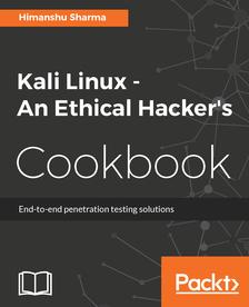 Livre numérique Kali Linux - An Ethical Hacker's Cookbook gratuit (dématérialisé - Anglais)