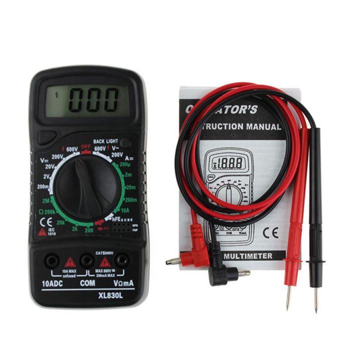 Multimètre Aneng XL830L