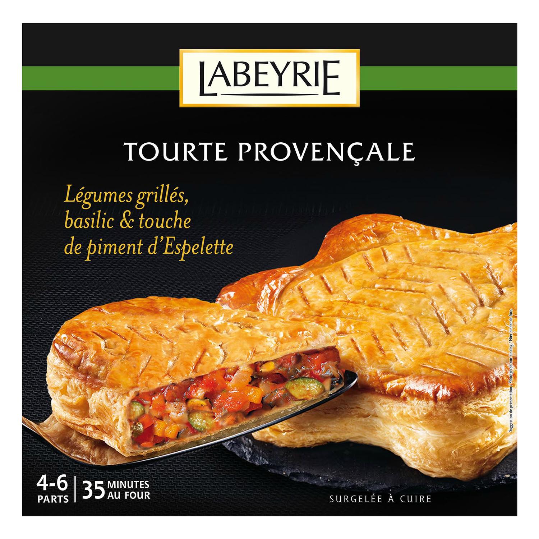 Tourte Labeyrie Epinard-st jacques ou Provencale gratuites (via 4,89€ fidélité) - Carrefour meylan (38)