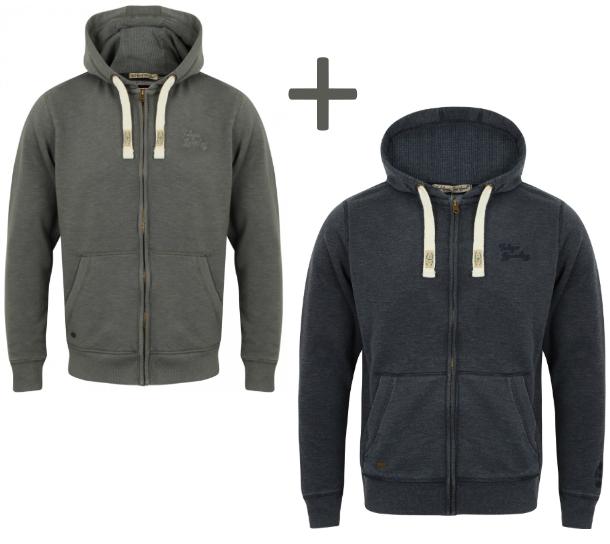 Lot de 2 vêtements au choix parmi une sélection pour 20£ (22.33€) - Ex : Lot de 2 vestes à capuche