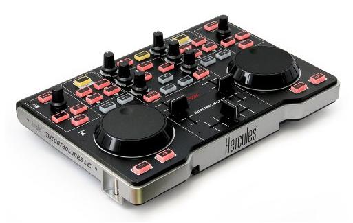 Table de mixage Hercules DJ Control MP3 Le