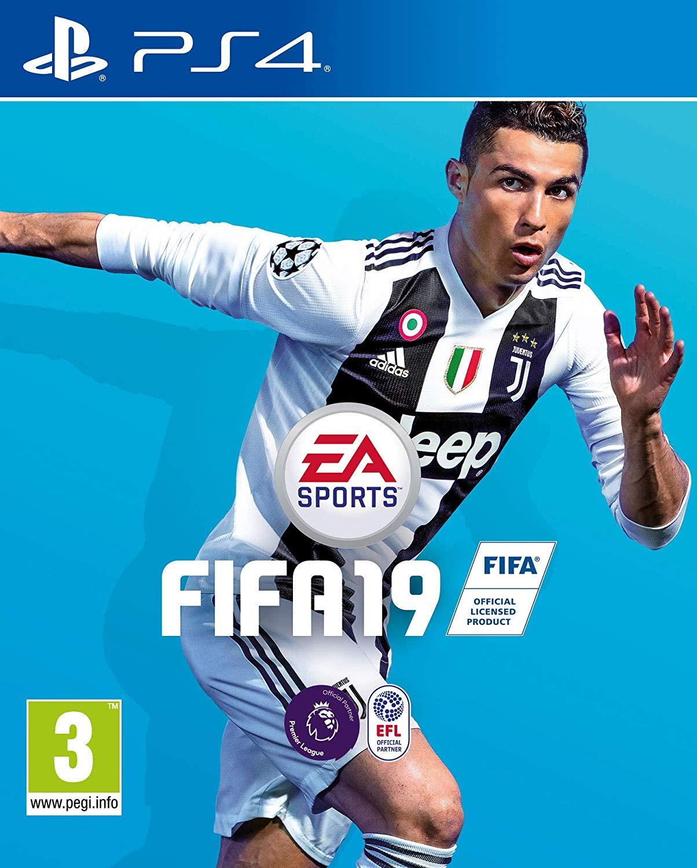 FIFA 19 sur PS4 ou Xbox One + 10€ offerts en bon d'achat