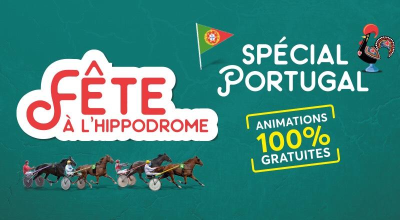 Invitation gratuite à la Fête 100% Portugal - Hippodrome de Vincennes Paris (75)