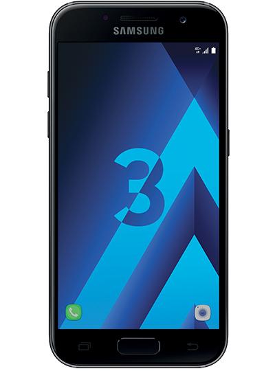 """Smartphone 4,7"""" Samsung Galaxy A3 2017 - Exynos 7870, 2 Go de RAM, 16 Go (Via ODR de 30€)"""