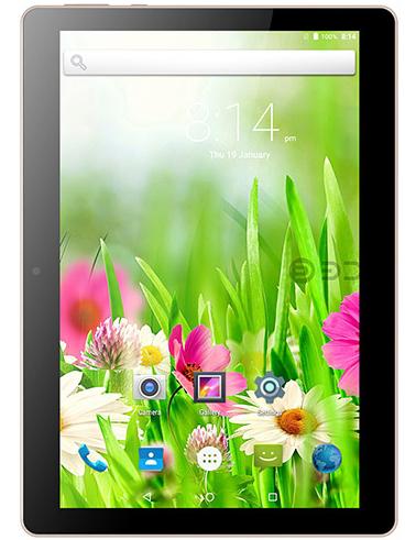 """Tablette 10.1"""" BDF K107 - IPS, MT6580, 4 Go de RAM, 32 Go de ROM"""