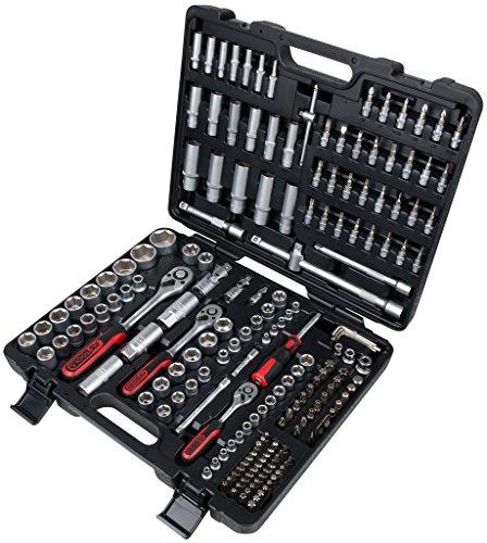 Coffret De Douilles Et Clés à Cliquet Ks Tools 195 Pièces