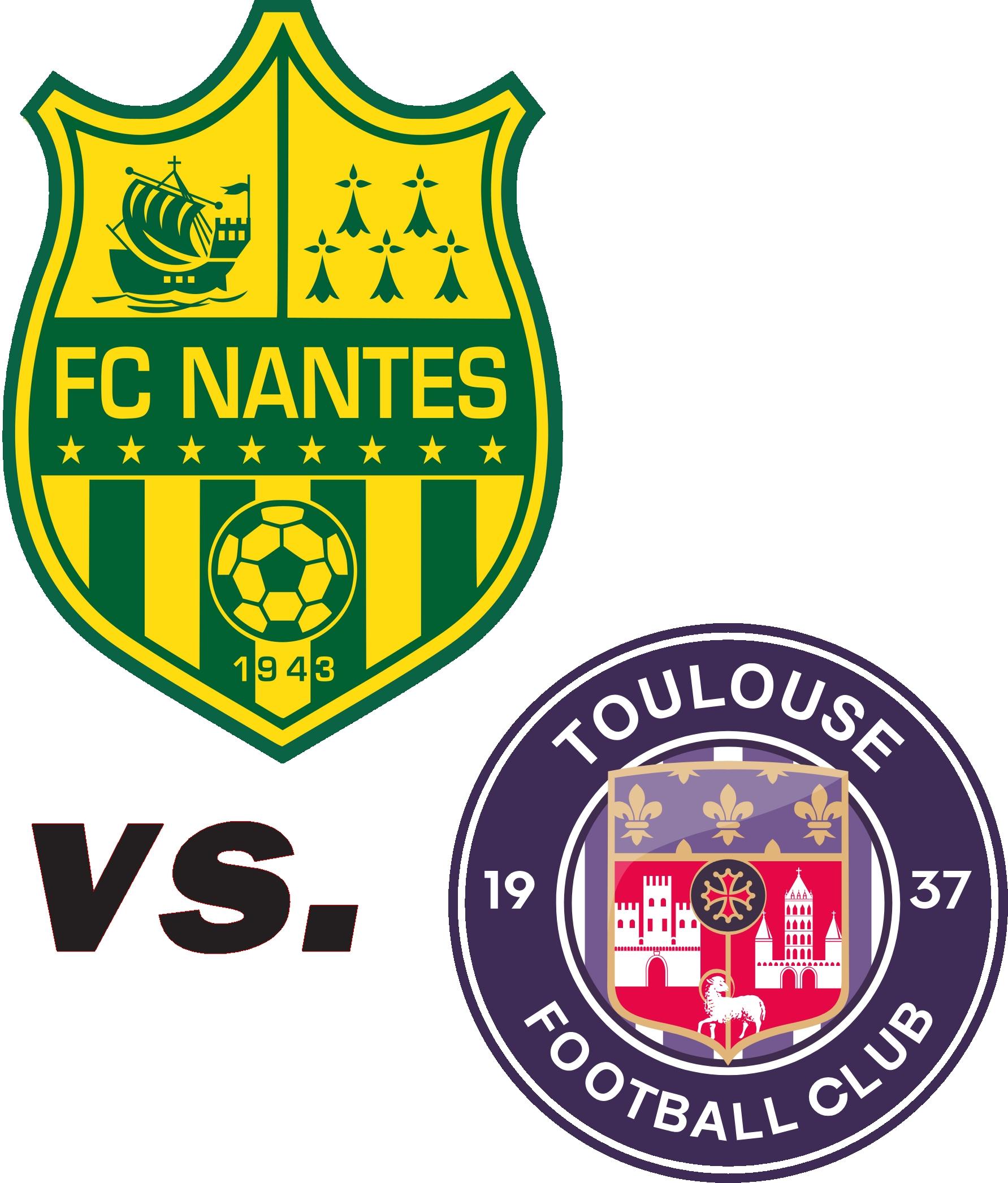 Toutes les tribunes à 10€ ou 5€ pour les moins de 12 ans pour le match FC Nantes / Toulouse FC - le samedi 20 octobre (20 h), à Nantes (44)