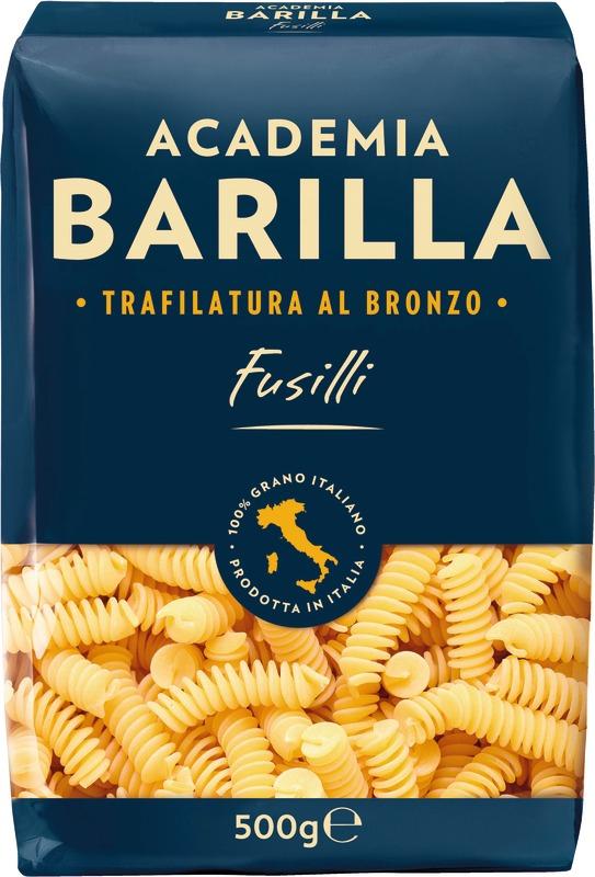 Paquet de Pâtes Barilla Academia - 500g