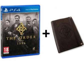 The Order 1886  sur PS4 + Notebook