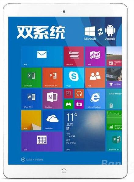 "Tablette 9.7"" Onda V919 Air 64 Go (Dual boot) 160,91€ sans coupon"