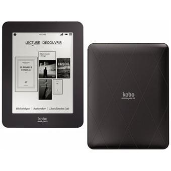 La liseuse numérique Kobo Mini à -30% en ligne et en magasin
