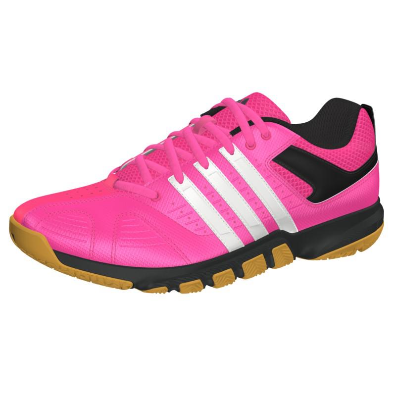 Chaussures de  badminton Adidas Quickforce 7 Lady (Tailles 37 à 41)