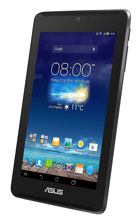 """Tablette 7"""" Asus ME372CL-1B046A FonePad 7 LTE (Intel Clover Trail Z2560 Plus 1.6 GHz, 8 Go de SSD)"""