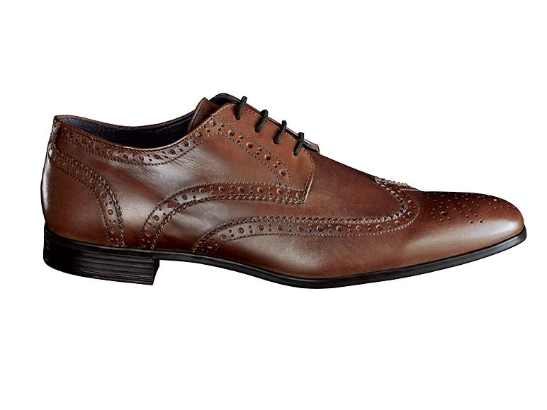 Chaussures de ville en cuir homme