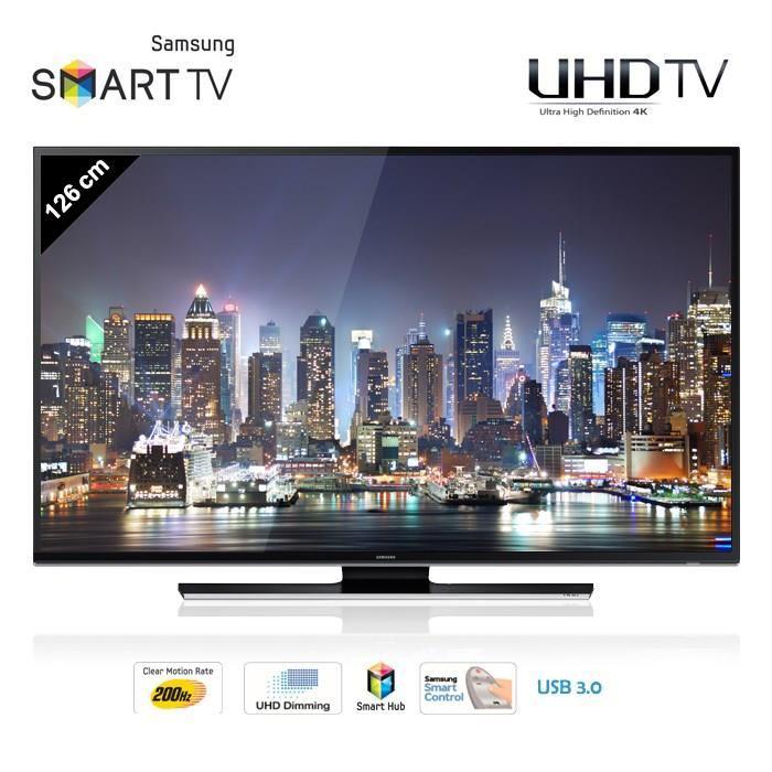 "TV LED 4K 50"" Samsung UE50HU6900 - Ultra HD"