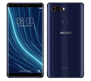 "Smartphone 5.7"" Archos Diamond Omega - Full HD, ROM 128 Go, RAM 8Go, Snapdragon 835, Android 7.1"
