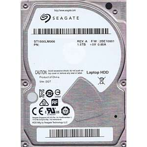"""Disque Dur 2.5"""" Seagate Spinpoint - 1.5To"""