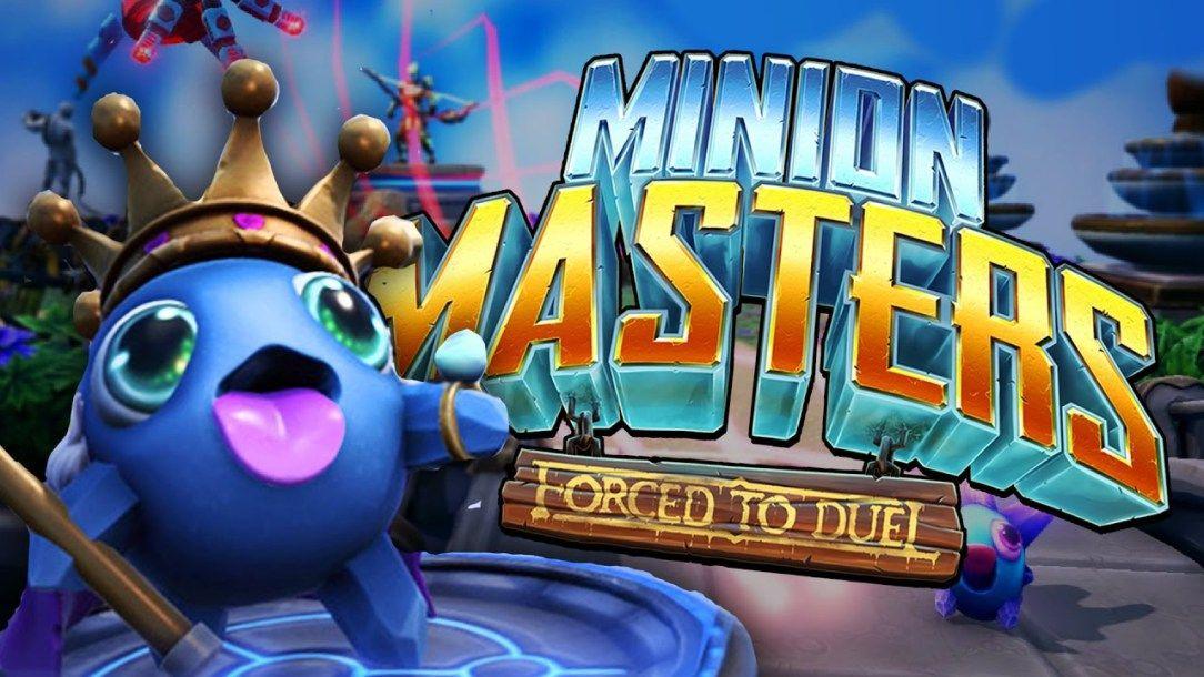 Minion Masters gratuit sur PC (Dématérialisé - Discord) - via Discord