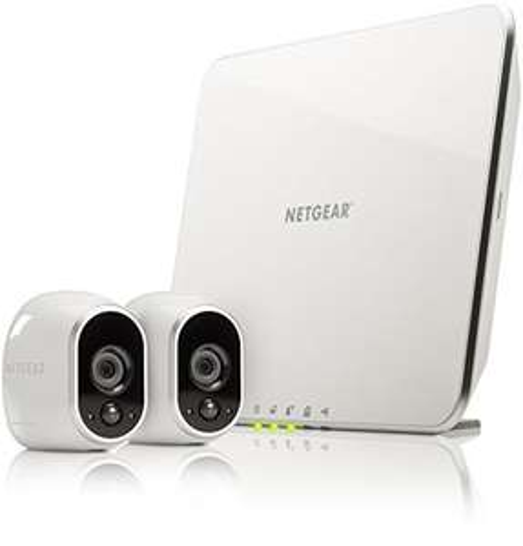 Kit de surveillance Arlo Smart VMS3230 - Centrale + 2 Caméras