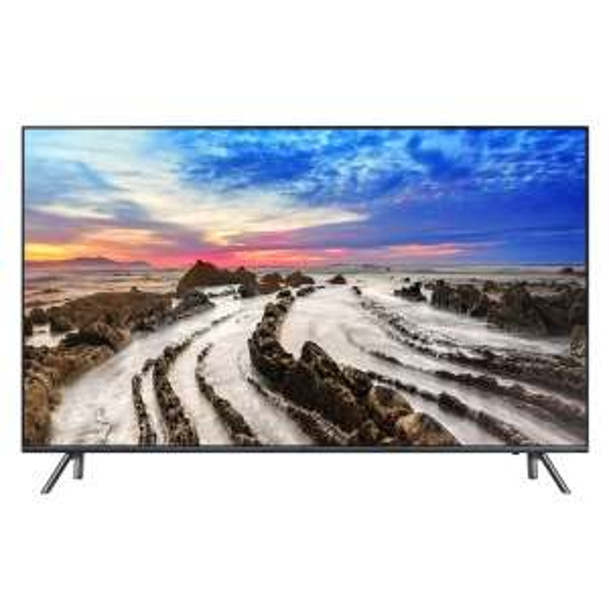 "TV 65"" Samsung UE65MU7045 - UHD, HDR, Smart TV, Dalle VA, 100 Hz, boîtier One Connect Mini"